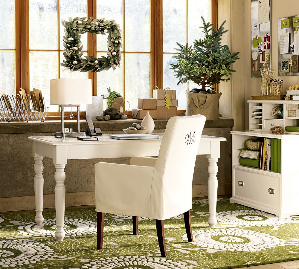 Green Home Design Ideas: Home Office And Studio Designs