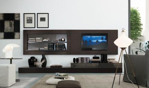 moderne Wand-Einheiten