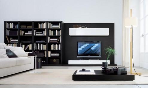 Wand-Einheiten-designs