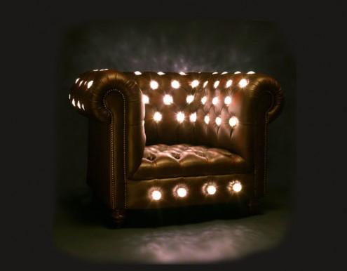 Sitz-Beleuchtung