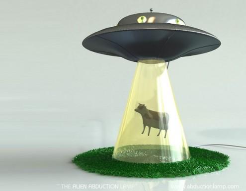 UFO-Lampe