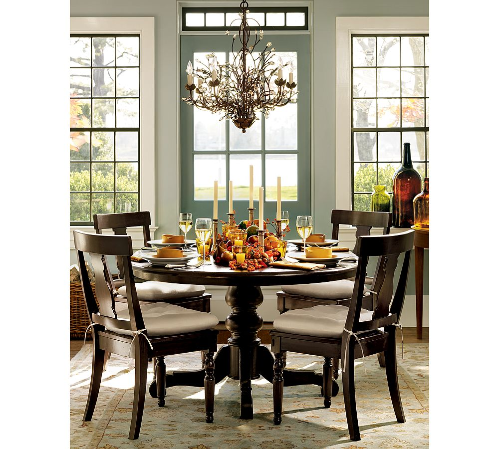 Pottery Barn Dining Room Set: Dining Room Design Ideas