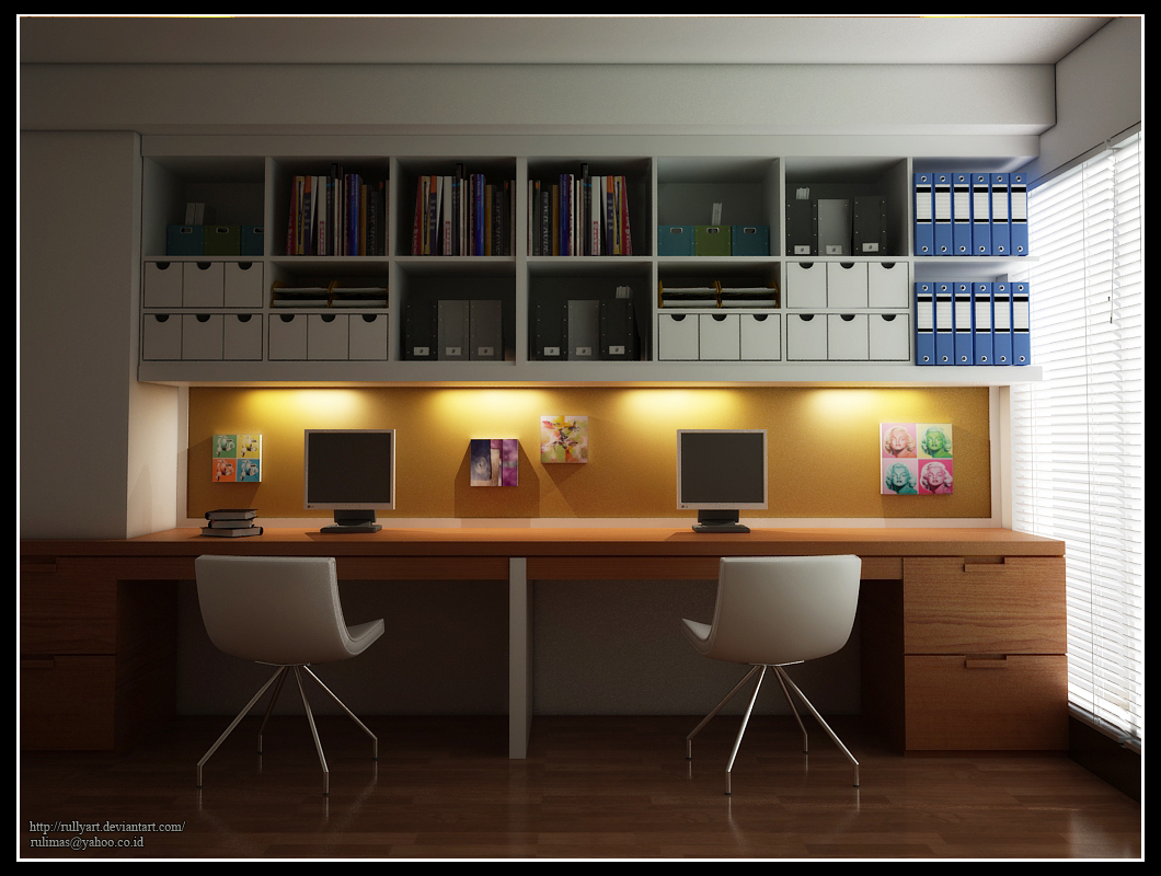 Home Office Design Ideas: Home Offices And Workspaces