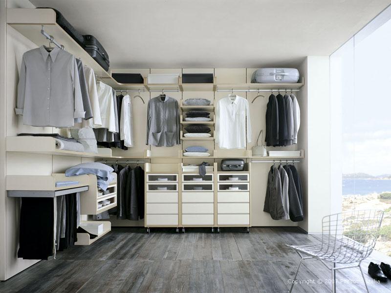 Walk in Wardrobe Designs and Modular Walk in Wardrobe ...