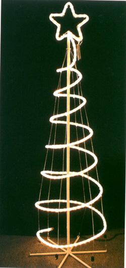 spiral-Weihnachtsbaum