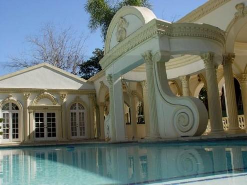 palastartigen Haus