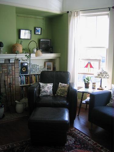 Reading Nook Design Spaces