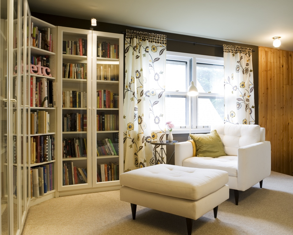 Home reading space