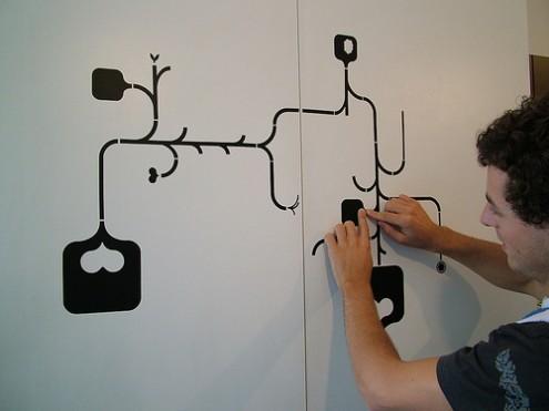 vinyl-Wand-Aufkleber