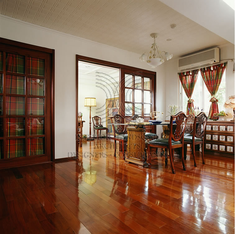 Japanese Dining Room: Dining Rooms From The Orient