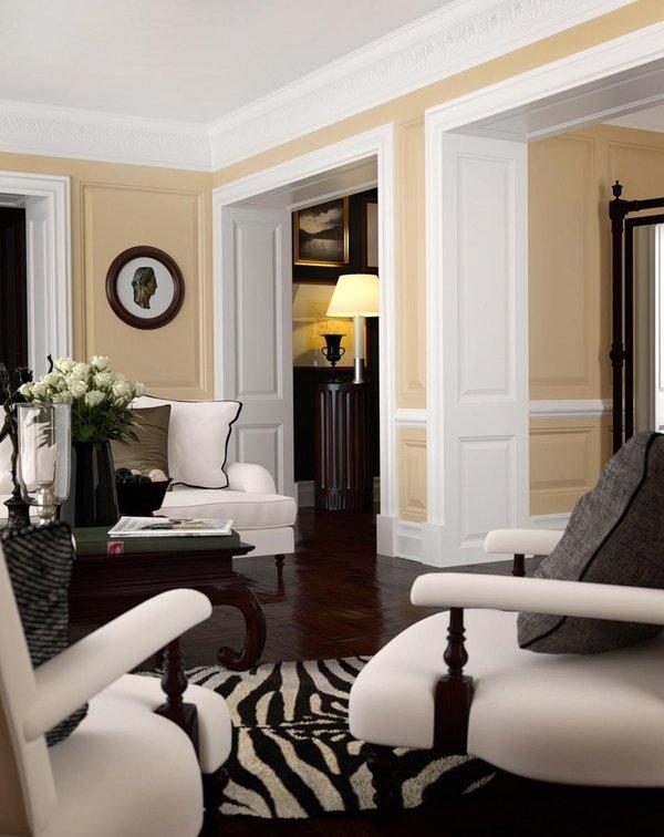 Room Design Interior: Classic Interior Design