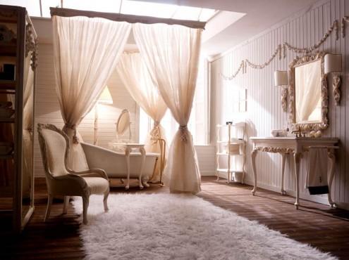 traditionellen-Interieur-design