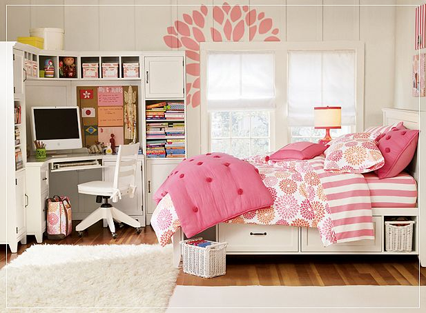 Teen Room Designs on Teenage Bed  id=29781