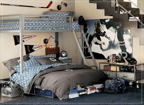 teen Schlafzimmer