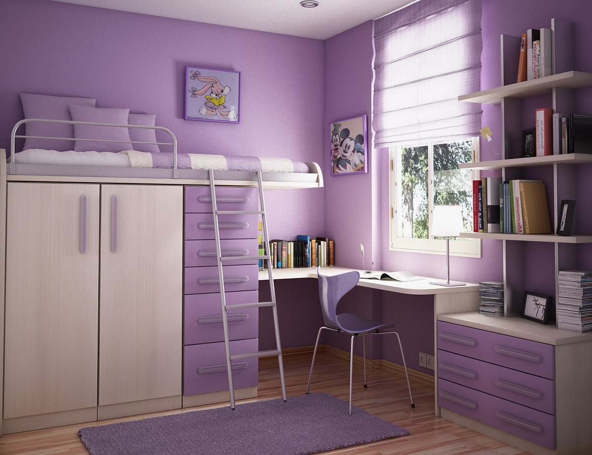 7 Inspiring Kid Room Color Options For Your Little Ones: Kids Room Designs And Children's Study Rooms