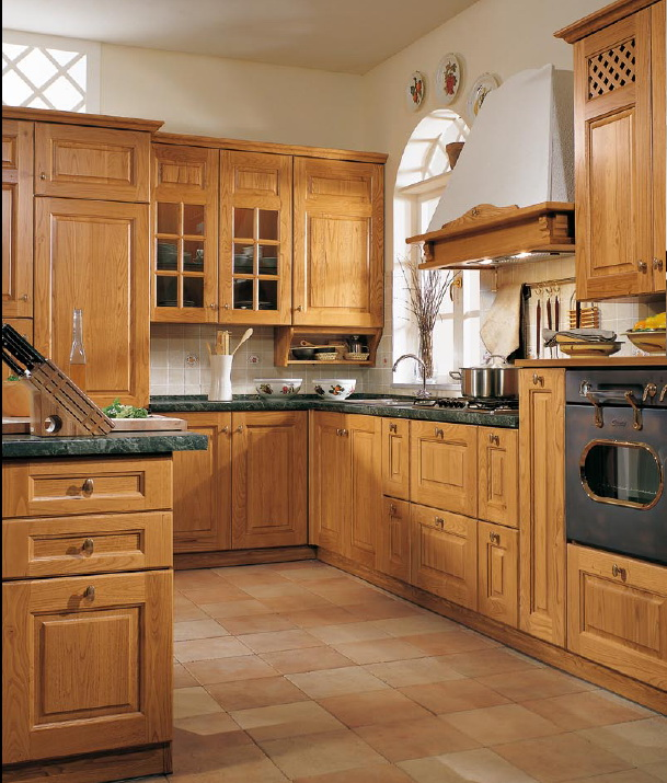 Italian Kitchens Cabinets: Classical Style Kitchens From Stosa