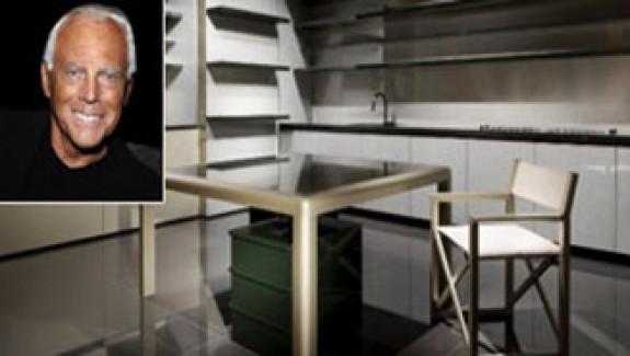 Giorgio Armani Kitchen At Milan