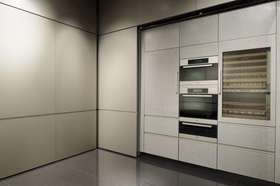 Giorgio armani kitchen design