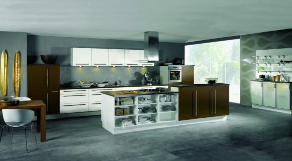 Küche Wand-Dekor