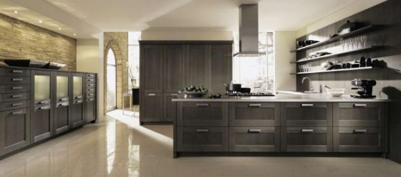 Modern Cabinet 10 Inspiring Modern And Luxury Bathrooms: Types Of Kitchens