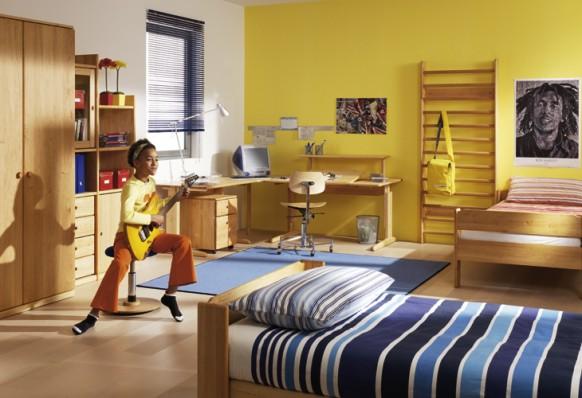 Phantasievolle Kinderzimmer Möbel 3