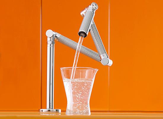zeitgenössische kohler karbon Wasserhahn