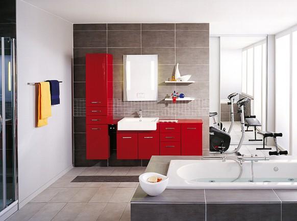 schöne Badezimmer design