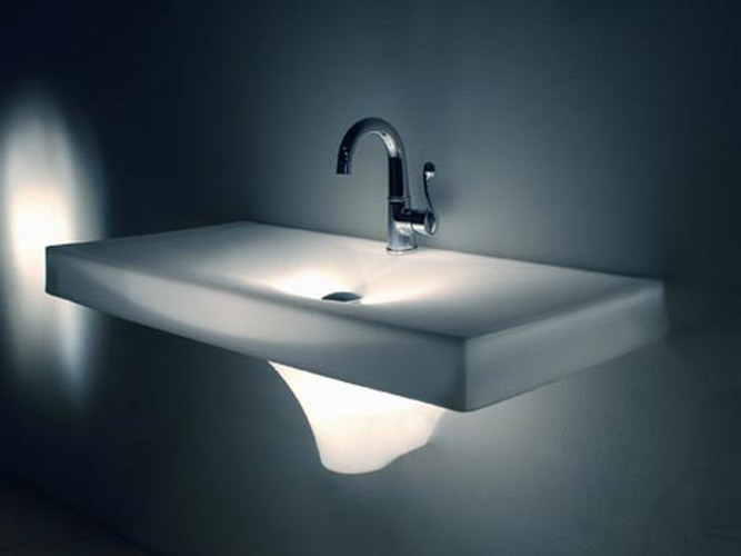 Creative Faucets And Sinks