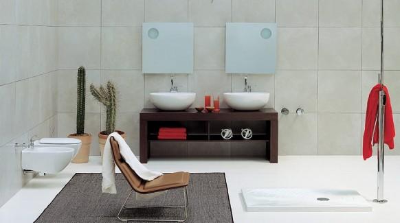 Badezimmer kompakt mast Dusche
