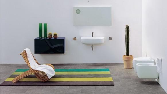die designer-Badezimmer