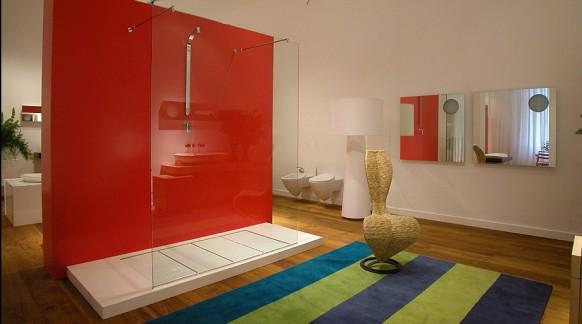 designer elegante Badezimmer