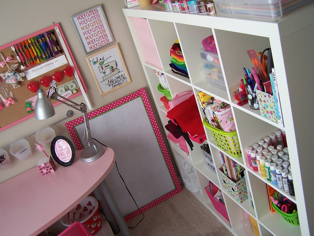 Sewing Room Designs: Craft Room & Home Studio Ideas