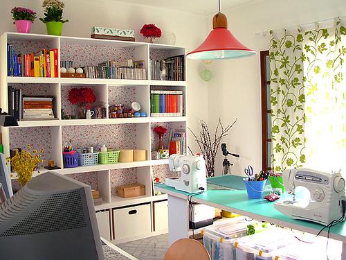 Sewing rooms studio