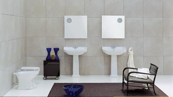 stilvolle Badezimmer