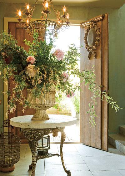 foyer Blumen