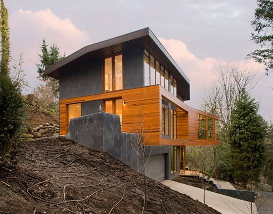 hoke house exterior