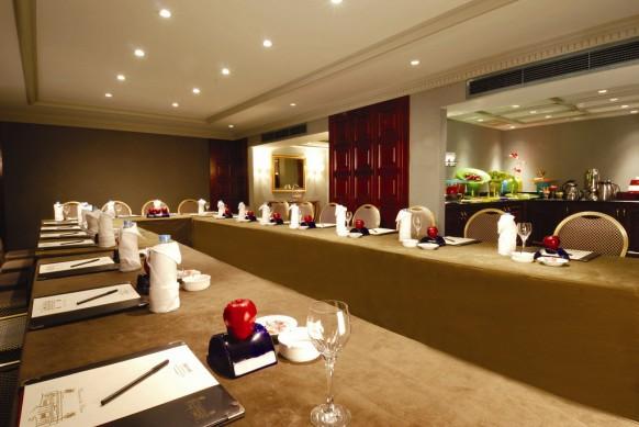Marriottt Hotel meeting room