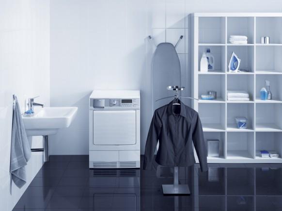 Wäscheservice Zimmer Dekor