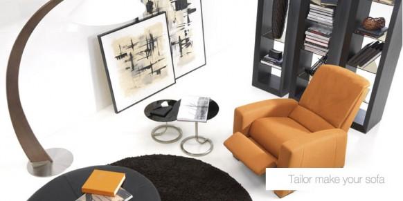 living room recliner