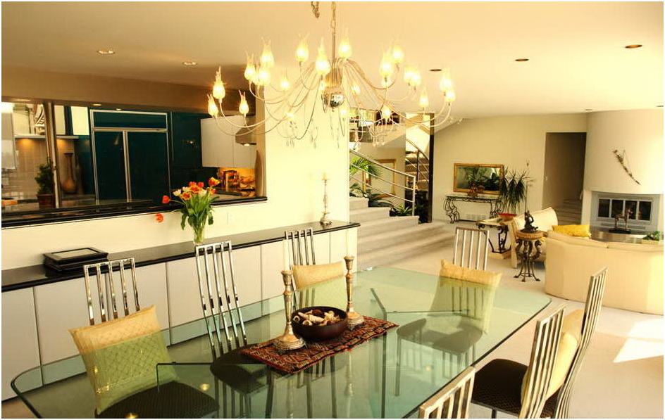 luxurious dining rooms | Luxury House in Vancouver - Parthenon's Place