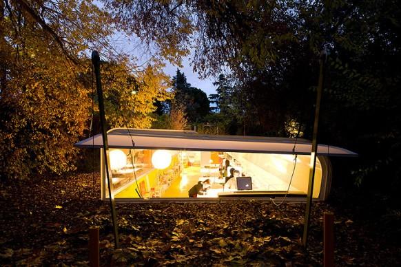 office-Beleuchtung-design