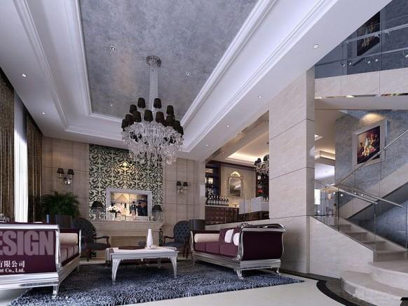 orientalischer Stil Wohnzimmer