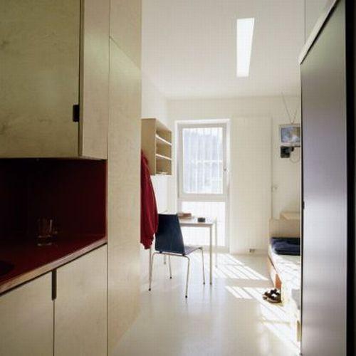 Zimmer-Interieur