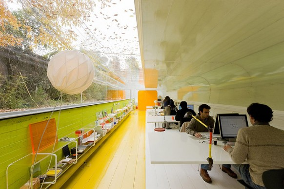 lebendige office interiors