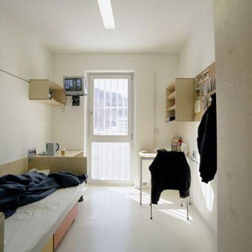 weiß-Einzel-Zimmer