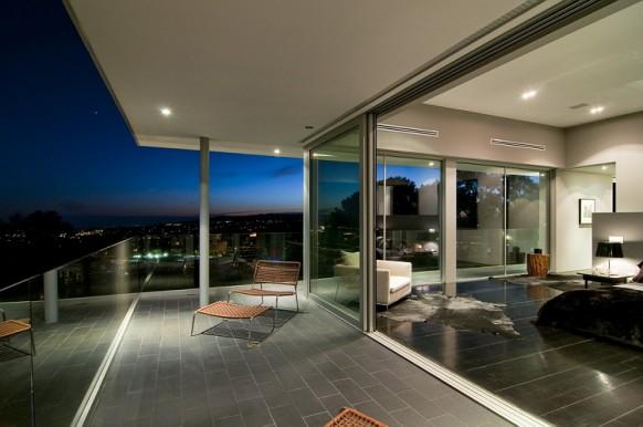 schöne Terrasse