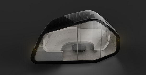 The Futuristic Car Of A D 2040