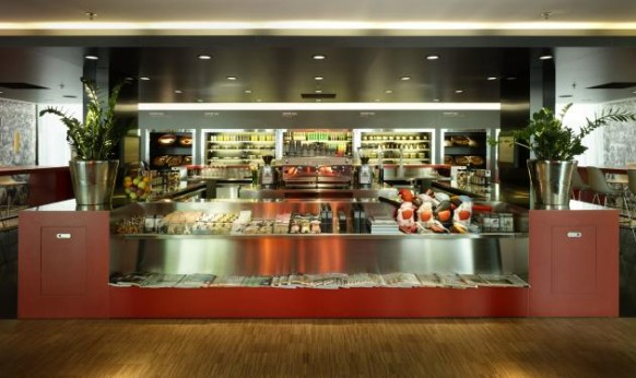 citizenm hotel cafe