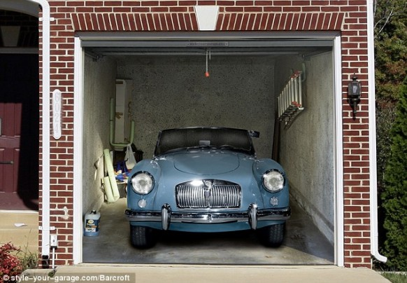 garage-Tür-design
