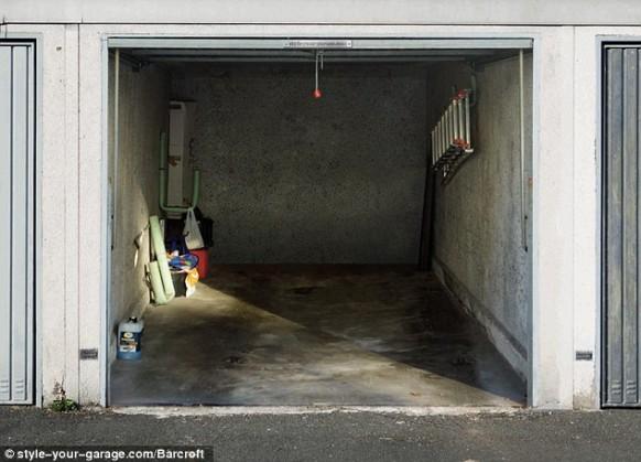 garage shutter-Technik
